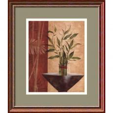 Eugene Tava Lucky Bamboo I Office Art