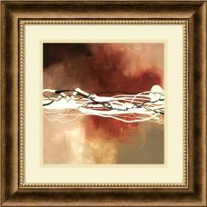 Abstract - Laurie Maitland Copper Melody I Office Art