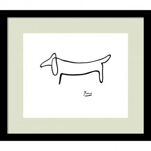 Pablo Picasso Le Chien (The Dog) Office Art