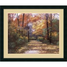 Diane Romanello Autumn Road Office Art