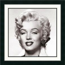 Marilyn Monroe Portrait Office Art