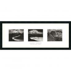 Ansel Adams - Ansel Adams Our National Parks (Triptych) Office Art