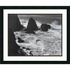 All Motivational Posters - Ansel Adams Pacific Vista, 1966 Office Art