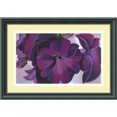 Closeout and Sale Center - Georgia O'Keeffe Petunias, 1925 Office Art