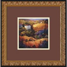 Landscapes - Nancy O'Toole Evening Glow Tuscany Office Art