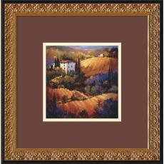 Landscapes - Nancy O'Toole Evening Glow Tuscany Office Art