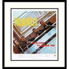 The Beatles: Please Please Me (album cover) Office Art