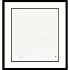 The Beatles: White Album (album cover) Office Art