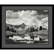 All Motivational Posters - Ansel Adams Mount Clarence King, 1925 Office Art