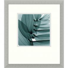Steven N. Meyers - Steven N. Meyers Lily Leaves Office Art