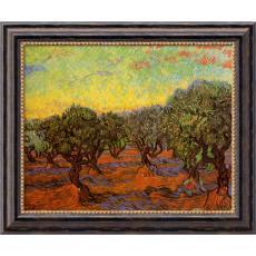 Vincent van Gogh Olive Grove (L'Uliveto) Office Art