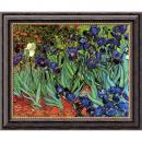 Vincent van Gogh Irises In The Garden Office Art