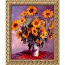 Claude Monet Sunflowers, 1881 Office Art