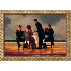 Closeout and Sale Center - Jack Vettriano Elegy for a Dead Admiral Office Art
