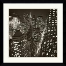 Michael Kenna East 40th Street, NY 2006 Office Art