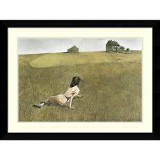 All Motivational Posters - Andrew Wyeth Christina's World Office Art