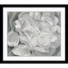 All Motivational Posters - Georgia O'Keeffe The White Calico Flower, 1931 Office Art