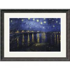 Vincent van Gogh Starlight Over the Rhone Office Art