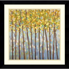 Libby Smart Glistening Tree Tops Office Art