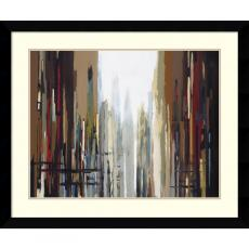 Abstract - Gregory Lang Urban Abstract No. 159 Office Art