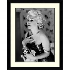 People - Ed Feingersh Marilyn Monroe, Chanel No. 5 Office Art
