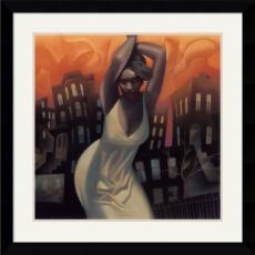 Gary Kelley Harlem Heat Office Art