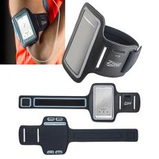 Fashion Accessories - Water resistant neoprene material armband with a PVC frame and clear protective cover