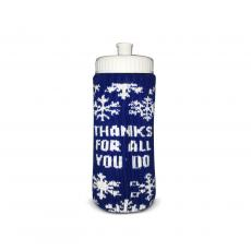 Holiday Gifts - Thanks for All You Do Holiday Sweater Drink Wear & Bottle