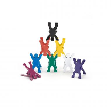 Teamwork Extra Clips-Pack of 8
