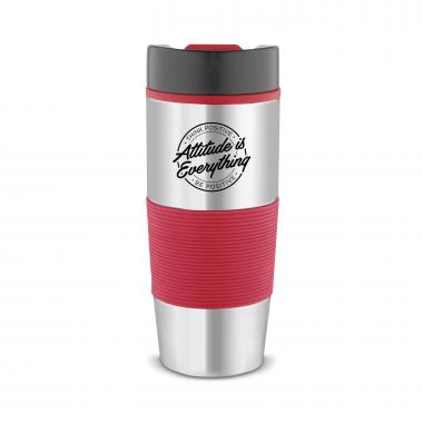 Attitude is Everything 16oz Color Guard Stainless Mug