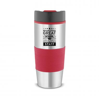 Behind Every Great School 16oz Color Guard Stainless Mug