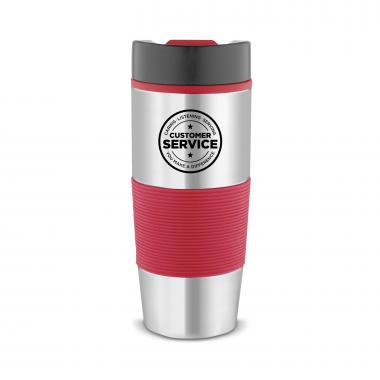 Customer Service 16oz Color Guard Stainless Mug