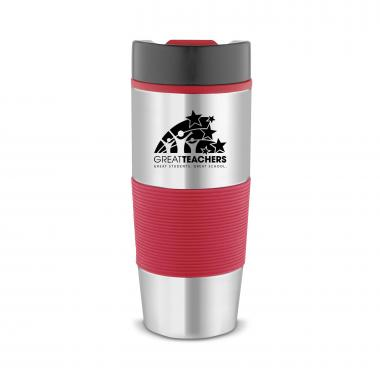 Great Teachers 16oz Color Guard Stainless Mug