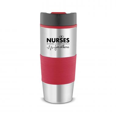 Nurses Making a Difference 16oz Color Guard Stainless Mug