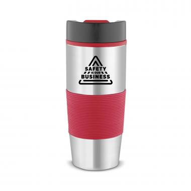 Safety is Our Business 16oz Color Guard Stainless Mug