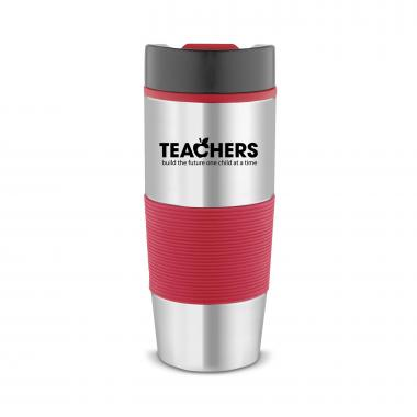 Teachers Build Futures 16oz Color Guard Stainless Mug