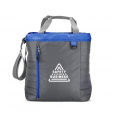 Staff Appreciation - Safety is Our Business Quilted Cooler Tote