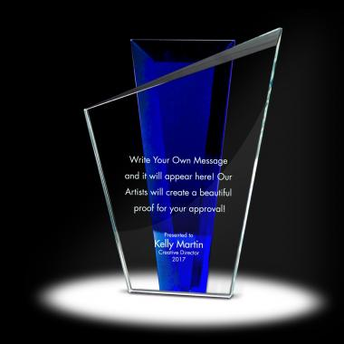 Victor Torch Crystal Award