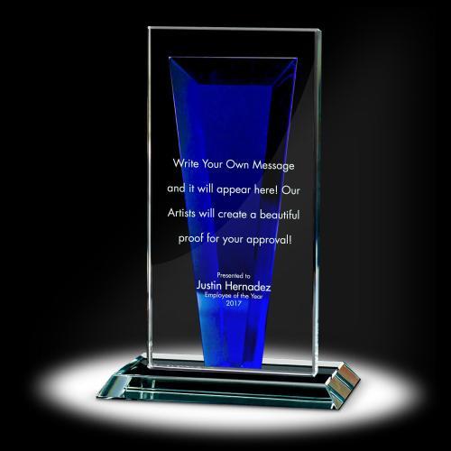 Victor Tower Crystal Award