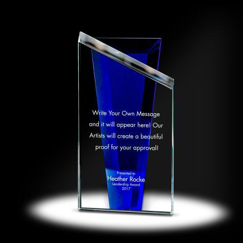 Victor Peak Crystal Award