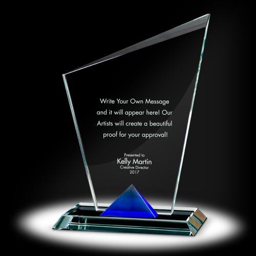 Keystone Torch Crystal Award