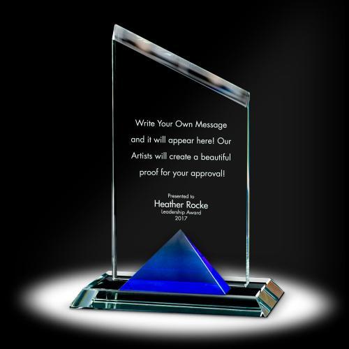 Keystone Peak Crystal Award
