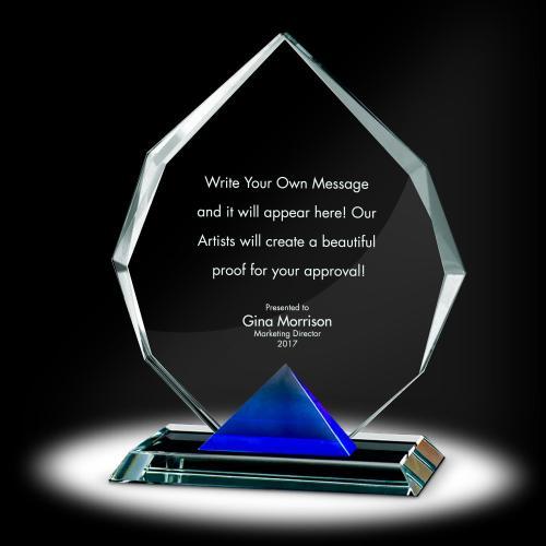 Keystone Radiant Crystal Award