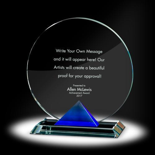 Keystone Circle Crystal Award