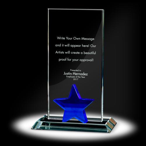 Star Tower Crystal Award
