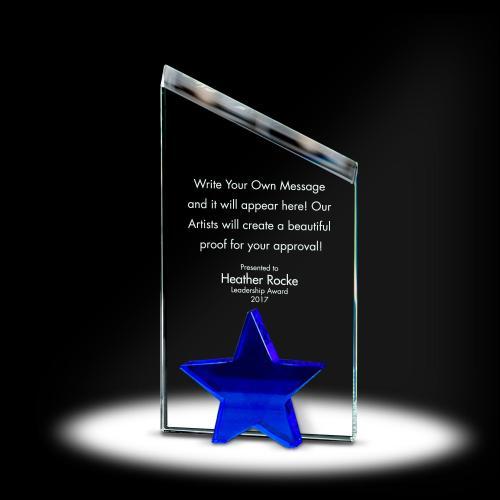 Star Peak Crystal Award