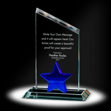 Star Peak Crystal Award