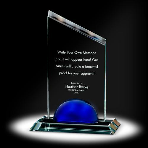 Sphere Peak Crystal Award