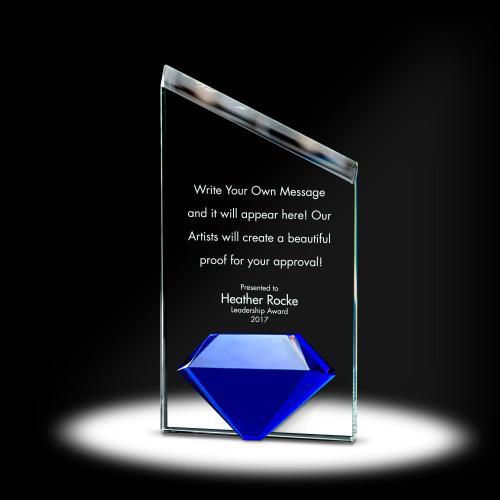 Diamond Peak Crystal Award