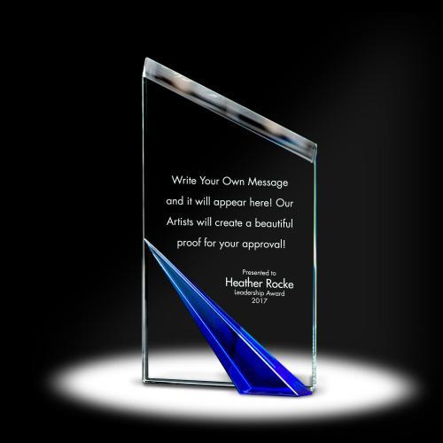 Spire Peak Crystal Award